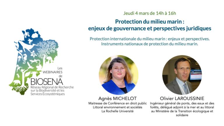 Visionner : Protection du milieu marin : enjeux de gouvernance et perspectives juridiques