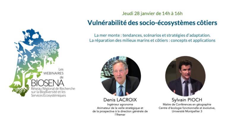 Visionner : Vulnérabilité des socioécosystèmes côtiers